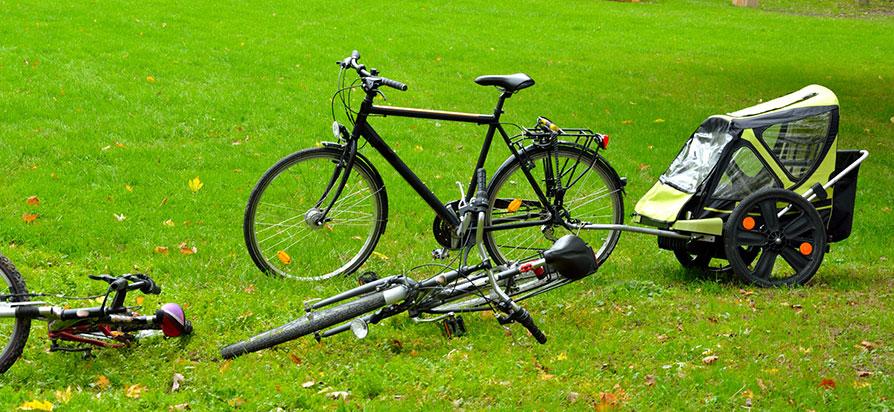 Säker cykelvagn